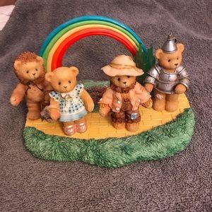 """Cherished Teddies"" Follow The Yellow Brick Road"